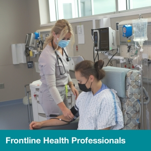 Frontline Health Professionals