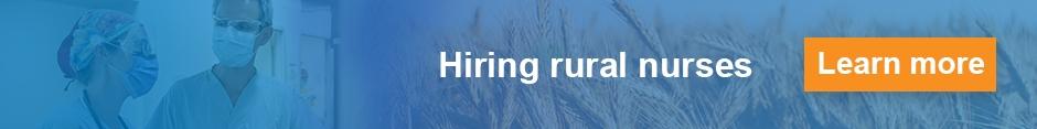 hiring rural nurses